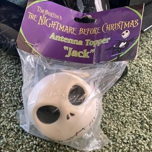 jack Skellington Antenna TopperNWT for sale